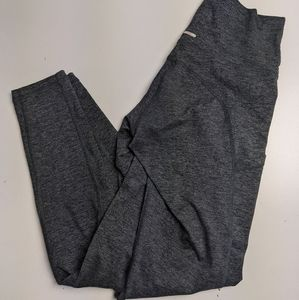 Aerie Chill Play High Waisted Leggings Grey Small